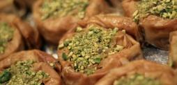 Baklavas aux pistaches
