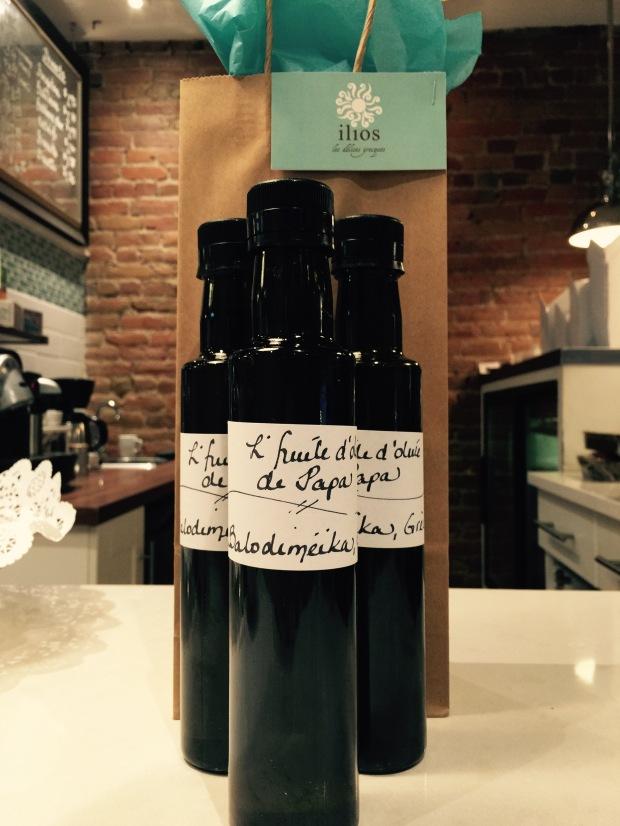 bouteilles huile de papa 250ml